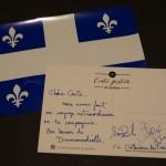 La carte postale des trois accords.