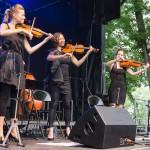 Le quatuor féminin à cordes